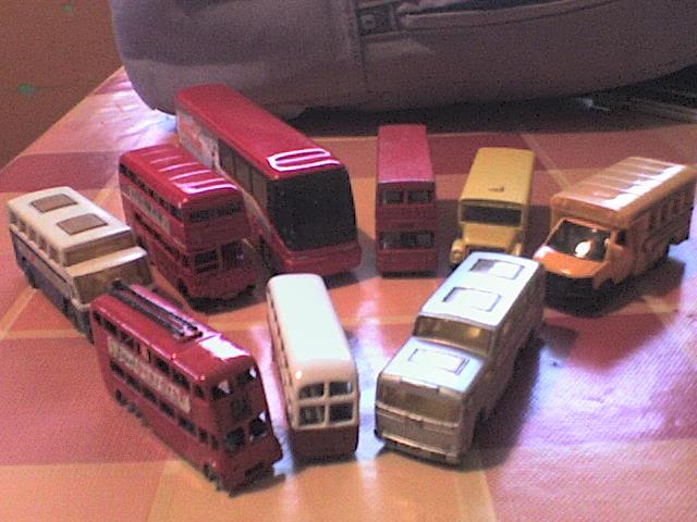 Mis Buses MBX Buses