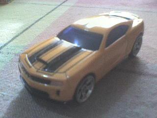 Modelos de Peliculas o Series de TV CamaroTransformers1