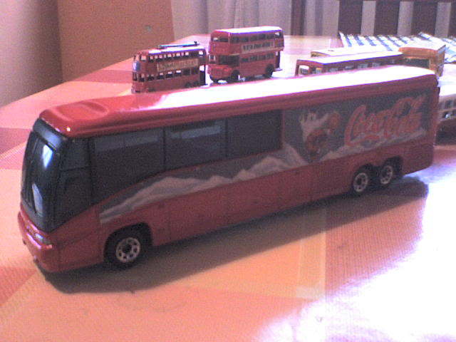 Mis Buses MBX Cokebus