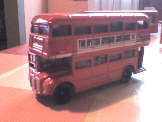 Double Deckers Decker