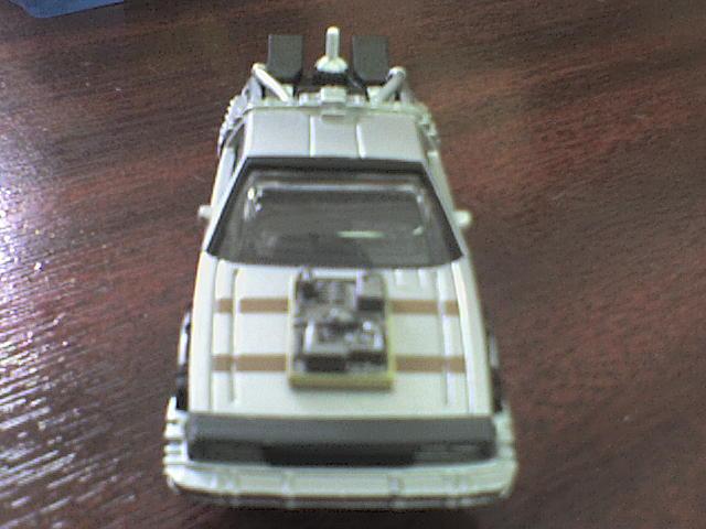 HW DeLorean III back to the Future HWDeLoreanIII2