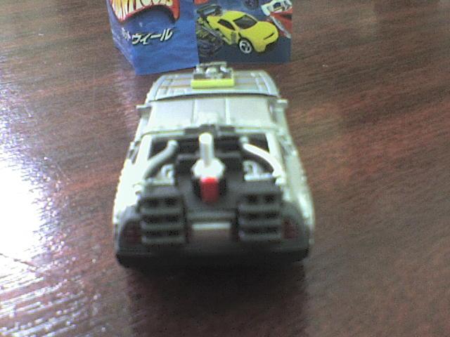 HW DeLorean III back to the Future HWDeLoreanIII3