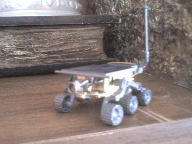 Mars Rover Curiosity HWSojourner19971