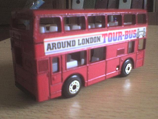 Mis Buses MBX LondonBus1