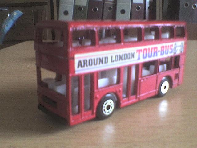 Mis Buses MBX LondonBus2