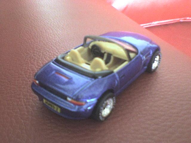 Los BMW de Mattel MbxBMW31