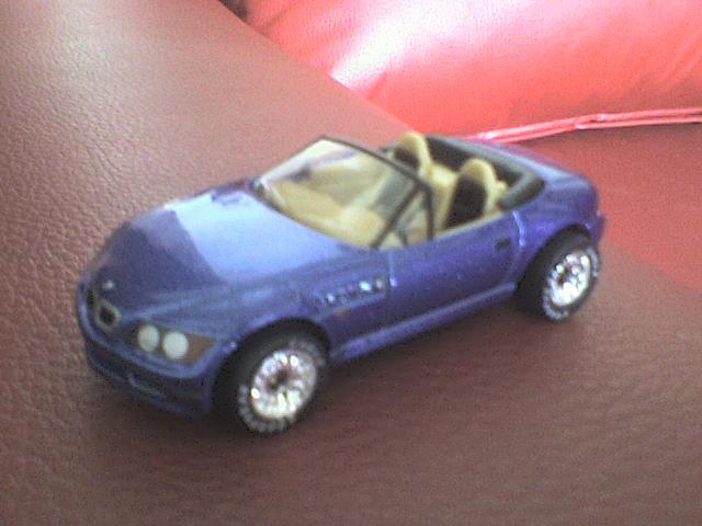 Los BMW de Mattel MbxBMW32