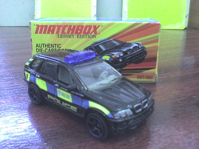 Los BMW de Mattel MbxBMWX5LesneyEdition2-1