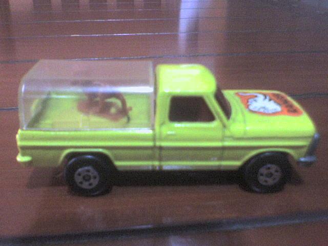 Wild Life Truck N°57 Rolamatics MbxWildLife1