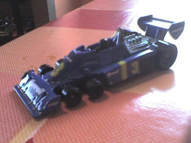Tyrrel P34 6 wheeler TyrrelP34