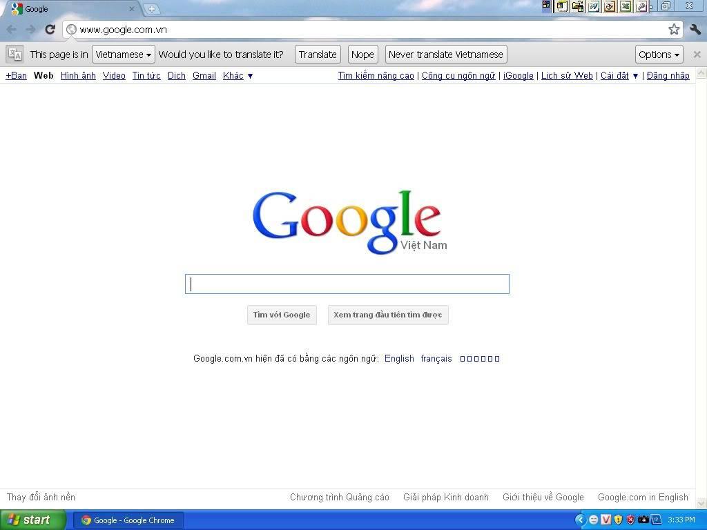 Trang trí cho giao diện Google Chrome của bạn!^^ 1