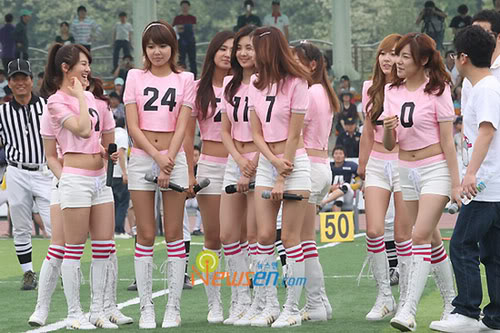 GIRLS' GENERATION- The power of 9! - Page 2 1531