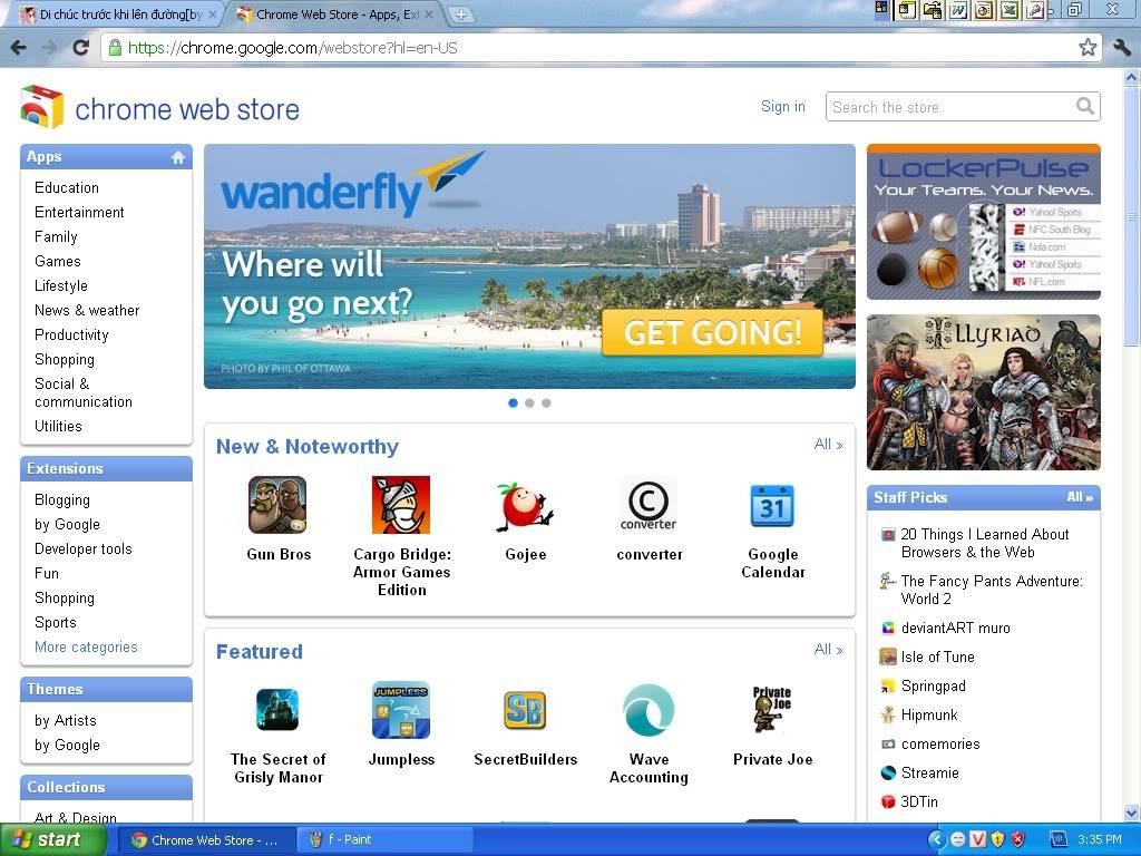 Trang trí cho giao diện Google Chrome của bạn!^^ 4
