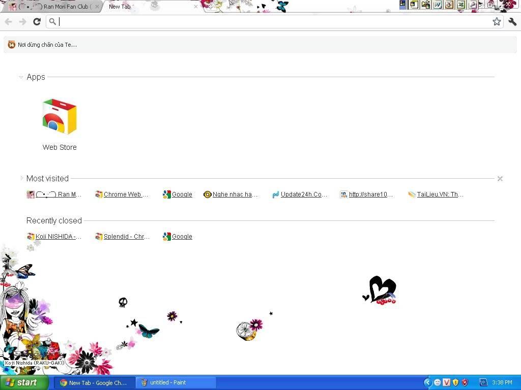 Trang trí cho giao diện Google Chrome của bạn!^^ 8