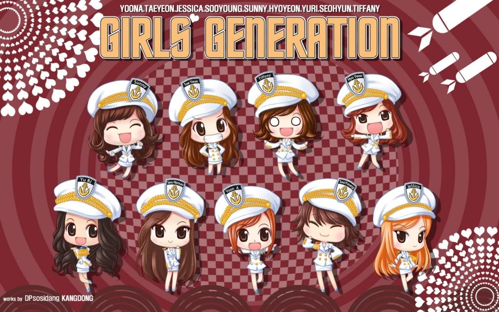 GIRLS' GENERATION- The power of 9! - Page 3 SNSD101