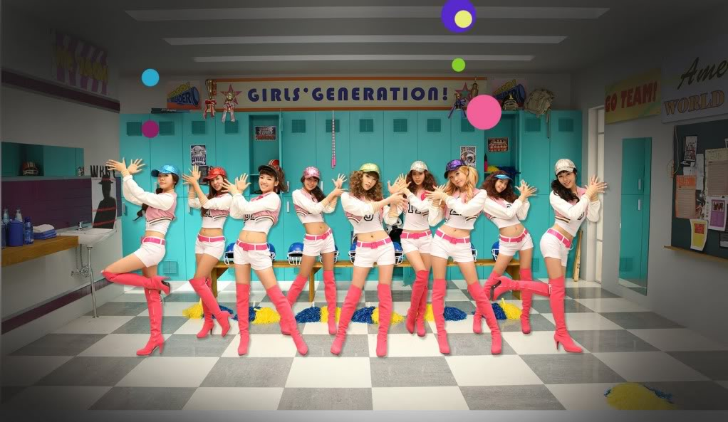 GIRLS' GENERATION- The power of 9! - Page 3 SNSD102