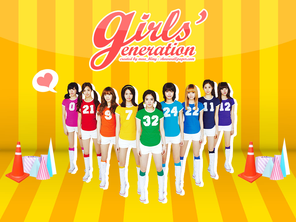 GIRLS' GENERATION- The power of 9! - Page 3 SNSD104
