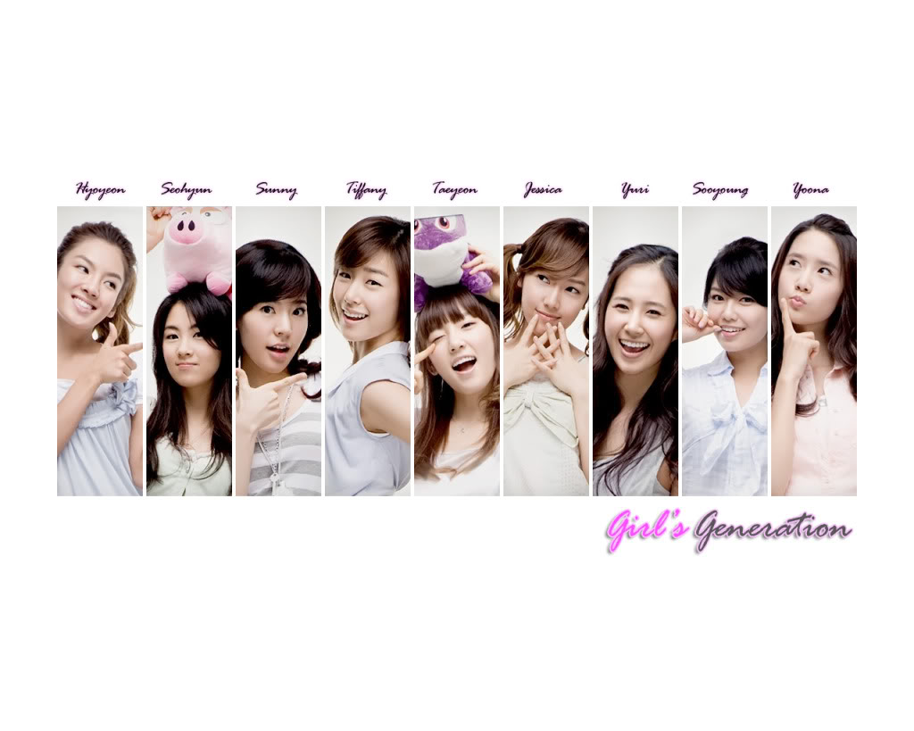 GIRLS' GENERATION- The power of 9! - Page 3 SNSD107