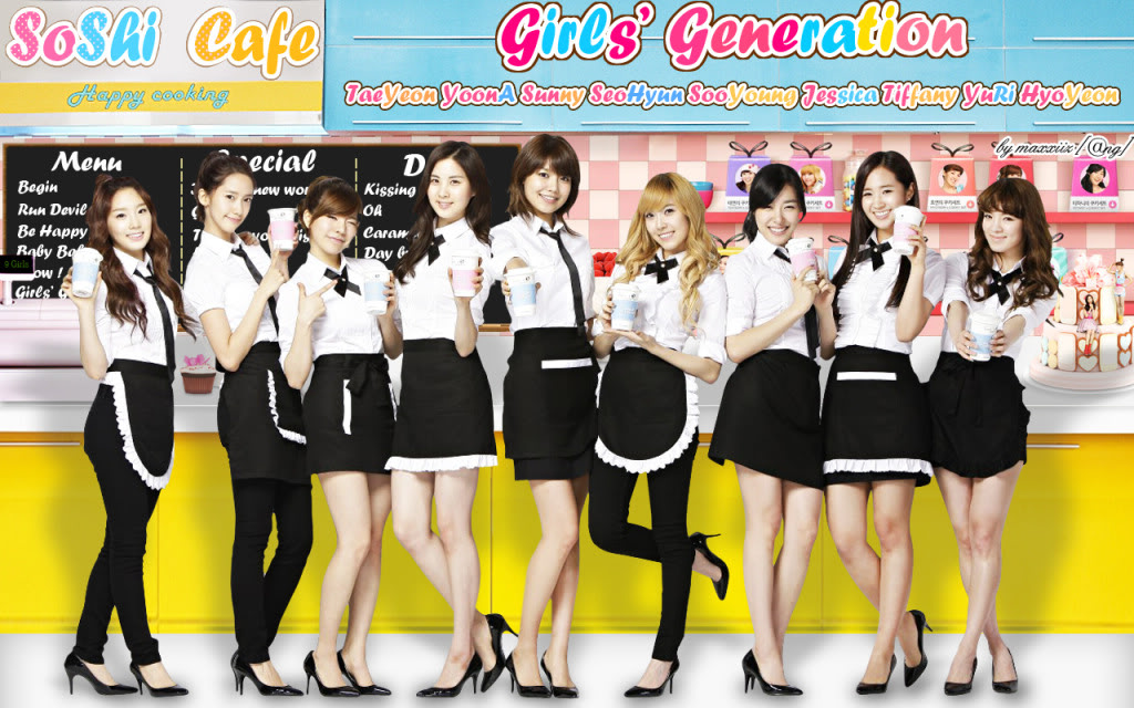GIRLS' GENERATION- The power of 9! - Page 3 SNSD112