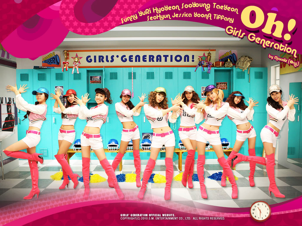 GIRLS' GENERATION- The power of 9! - Page 3 SNSD116