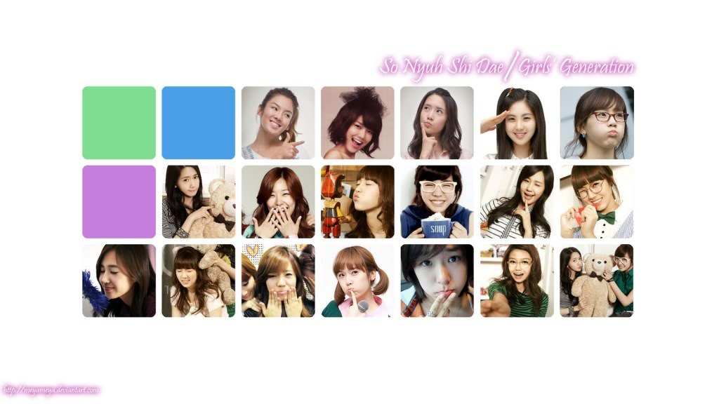 GIRLS' GENERATION- The power of 9! - Page 3 SNSD120