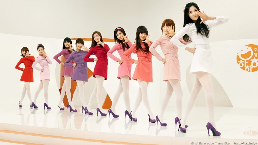 GIRLS' GENERATION- The power of 9! - Page 3 SNSD127