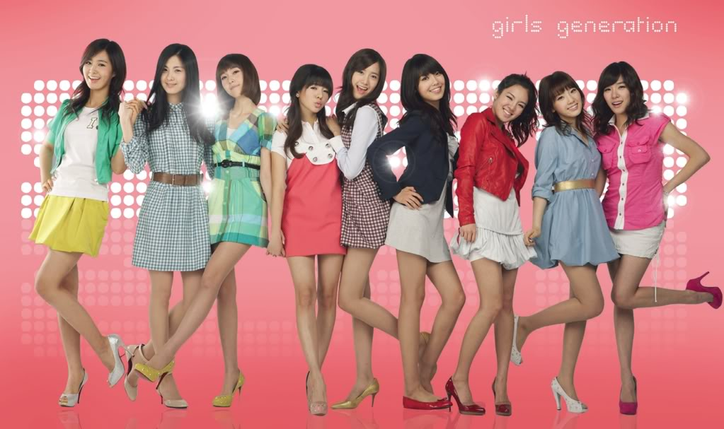 GIRLS' GENERATION- The power of 9! - Page 3 SNSD134