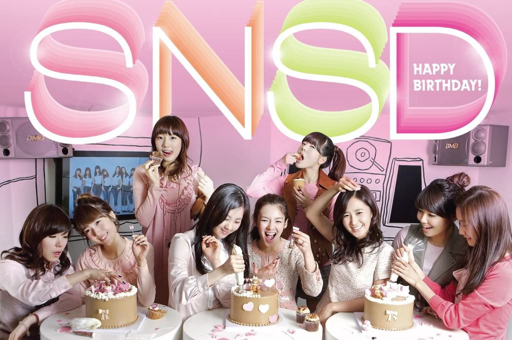 GIRLS' GENERATION- The power of 9! - Page 3 SNSD135