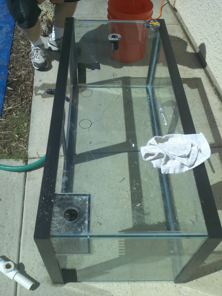 DIY Drilling a Glass Tank 2011-10-02121515