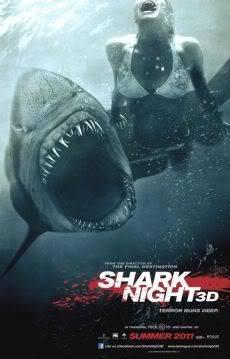 hàm cá mập phim kinh dị Shark-night