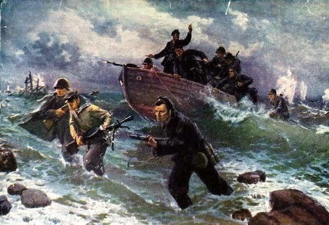Pinturas sobre la Segunda Guerra Mundial 30sovietica
