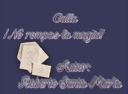 ROBERTO SANTAMARIA Titulo-1