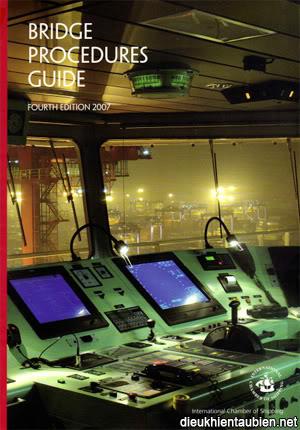 Bridge Procedures Guide (4th Edition) - Hướng dẫn các quy trình buồng lái Bpg2007