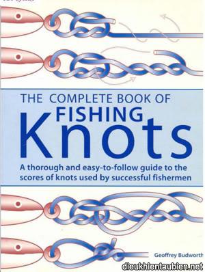 Thêm một số cuốn sách về nút dây (knots) Sachnutday1