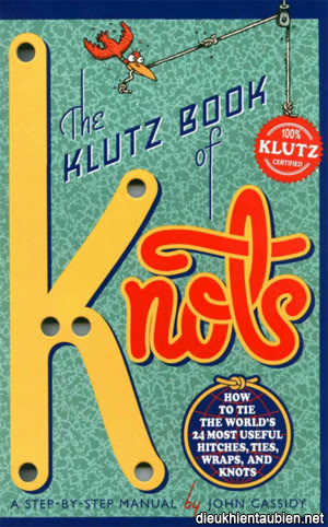 Thêm một số cuốn sách về nút dây (knots) Sachnutday4
