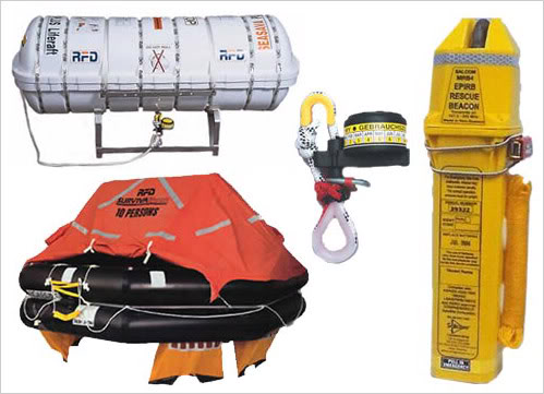 Tổng hợp các bài viết về trang thiết bị hàng hải Marequip901