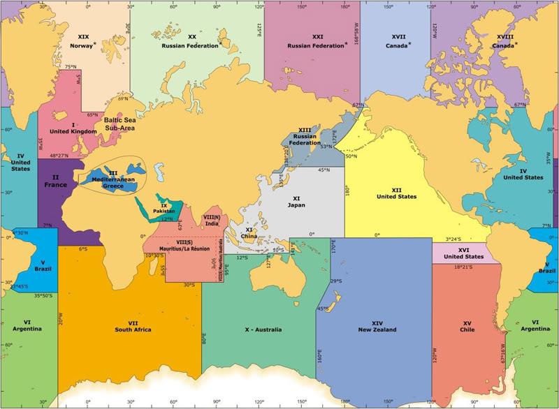 Cách xem thông tin khí tượng hàng hải qua internet Metarea