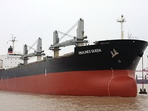 Tàu Vinalines Queen chở 23 thuyền viên mất tích trên biển Tauvinalinesqueen2