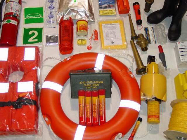 Tổng hợp các bài viết về trang thiết bị hàng hải Marequip601