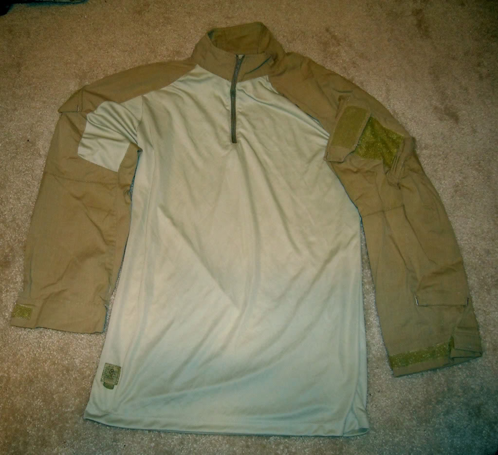 Crye Experimental Combat Shirt DEVGRU
