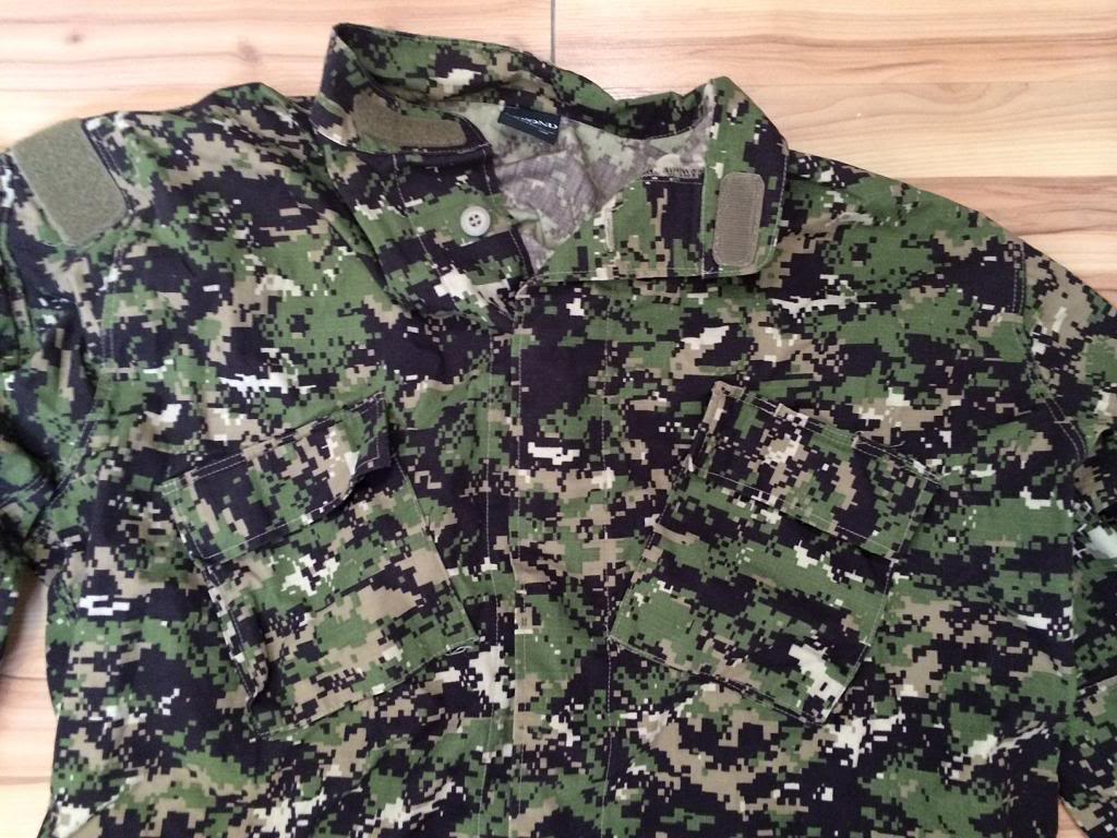 Beyond Clothing Philippines Navy Digi Camo Field Uniform Top Photo2_zps63f201b7
