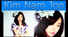 Kim Nam Joo (김남주)