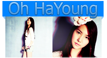 Oh Ha Young (오하영)