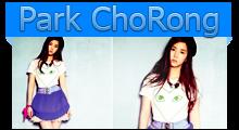 Park Cho Rong (박초롱)