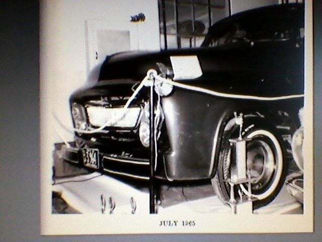 Chopped 55 F100 1965picture