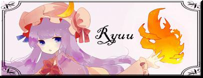 Ryuu's graphic box~ Touhou-sig