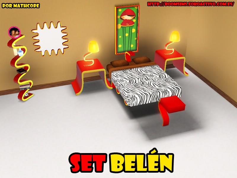 [BS!] Boom Sims! SetBelen