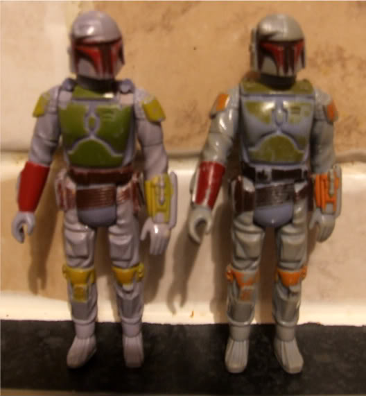 Boba Fett Loose variant – In depth discussion about discoloration and yellowing DSCF1323