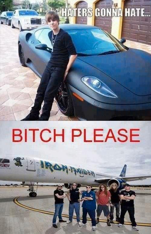 Funny Pics IronMaiden