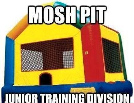 Funny Pics MoshPitJuniorDivision